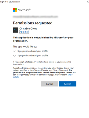 Screenshot of Microsoft 365 Login page