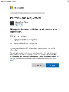 Screenshot of Microsoft 365 Login page