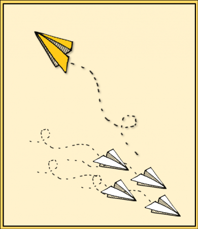 paper plane 12